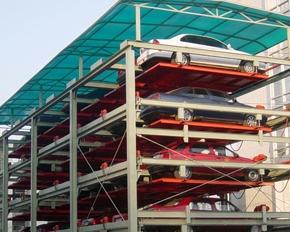 钢结构立体车库