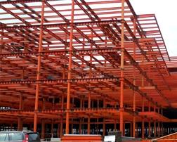 三森国际家居博览中心钢结构