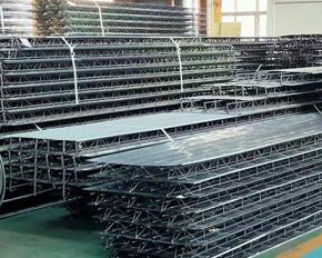 钢筋桁楼承板